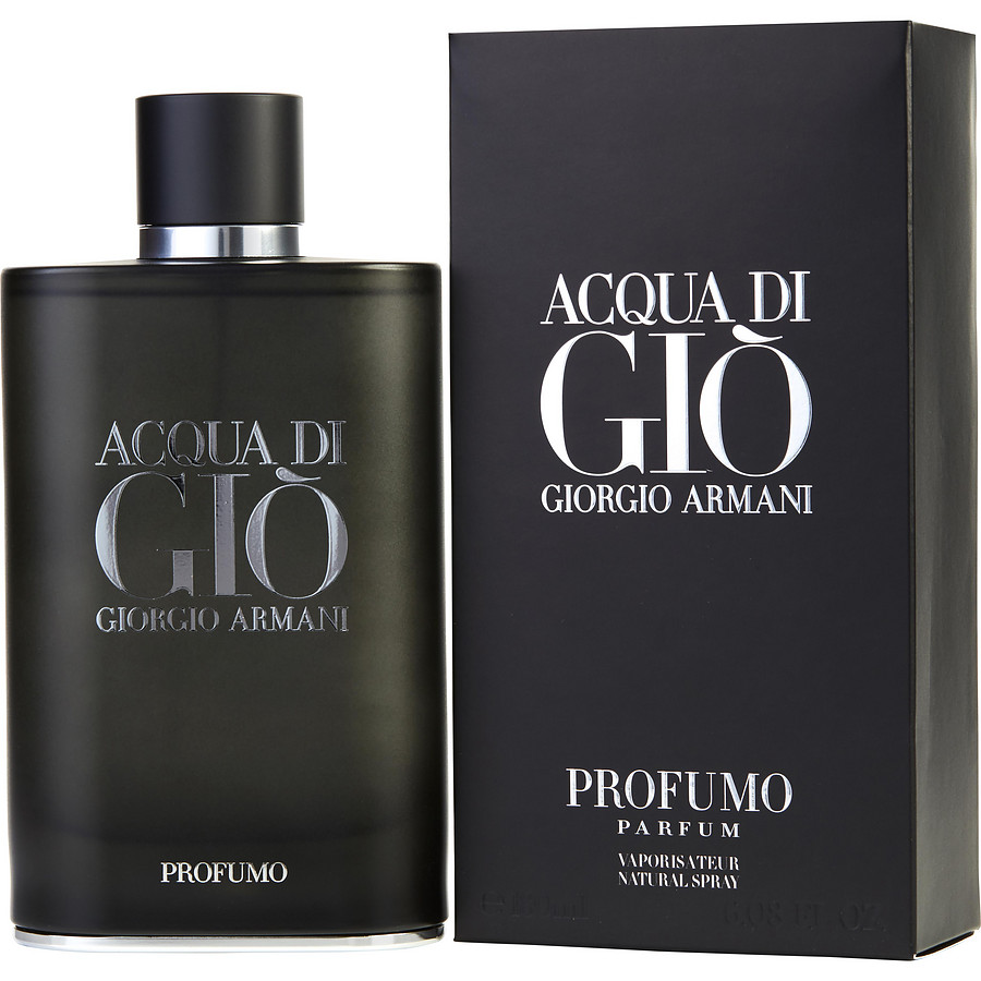 Acqua Di Gio Profumo Edp 125ml For Him By Giorgio Armani Neroscent